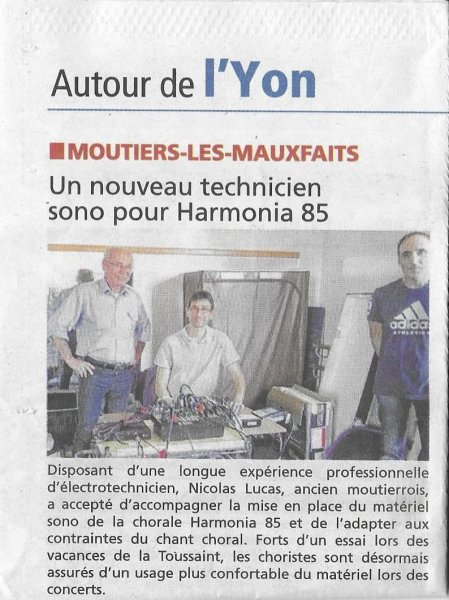 article pays yonnais technicien son.1-1